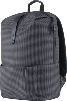 Рюкзак Xiaomi Mi Casual Backpack (Black) ZJB4054CN рюкзак для ноутбука 15 6 thule lithos backpack tlbp 116 синий