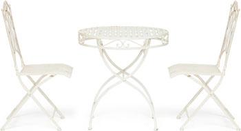 Комплект стол и 2 стула Tetchair Secret de Maison PALLADIO (mod. PL08-8668/8669) 11876