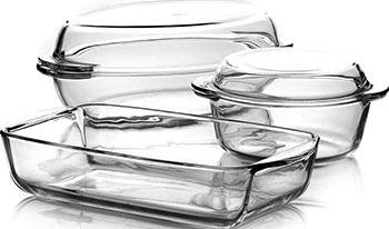 Набор посуды Pasabahce Borcam Sets 5 предметов