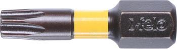 Набор бит Felo Torx серия Impact 30X25 02630040 набор бит felo torx серия impact 10x25 02610040