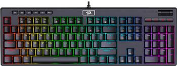 Механическая клавиатура Redragon Manyu RU RGB рег. громкости (78309)