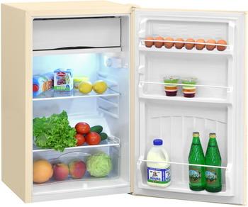 Однокамерный холодильник NordFrost NR 403 E бежевый