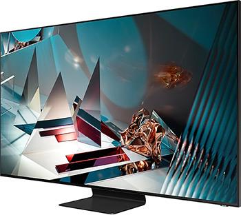 8K QLED телевизор Samsung QE65Q800TAUXRU фото