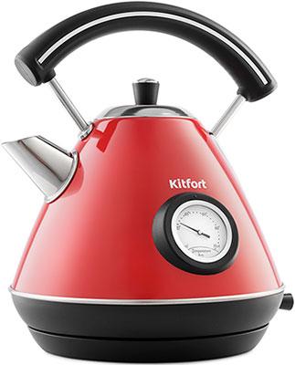 Чайник электрический Kitfort.