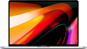 Ноутбук Apple MacBook Pro 16 with Retina display and Touch Bar Late 2019 (MVVL2RU/A) серебристый