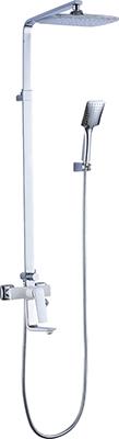 Фото - Смеситель для ванной комнаты Lemark Allegro LM5962CW для ванны и душа смеситель для раковины lemark allegro lm5906cw