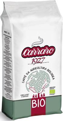 Кофе зерновой Carraro BIO 1 кг (вак) (зерн) фото