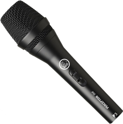 Динамический вокальный микрофон AKG P3S (3100H00140)