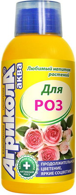 Удобрение Агрикола для роз  250 мл  04-446