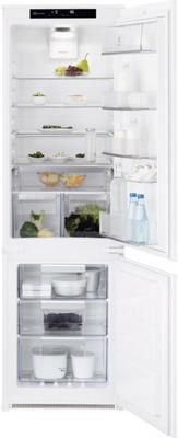 Встраиваемый двухкамерный холодильник Electrolux RNT 8 TE 18 S встраиваемый холодильник electrolux enn 92803cw