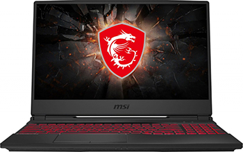 Ноутбук MSI GL65 Leopard 10SCSR-082XRU (9S7-16U822-082) black ноутбук msi gl65 leopard 10scsr 019xru 9s7 16u822 019