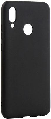 Чеxол (клип-кейс) mObility софт тач для Huawei Honor 8X (черный)