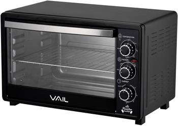 Электропечь Vail VL-5000 черный