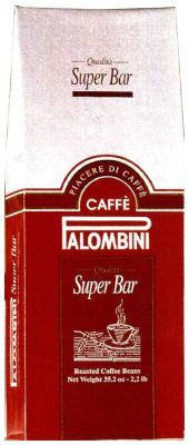 цена на Кофе зерновой Palombini Super Bar (1kg)