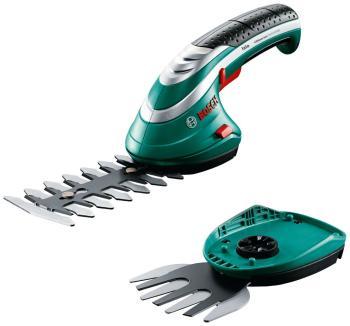 Мультирезак Bosch ISIO 3 0600833102 аккумуляторные ножницы bosch isio 3 для травы и кустов перчатки laura ashley 060083310m
