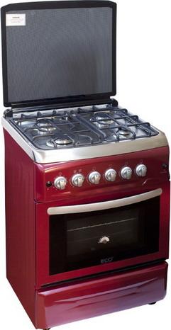 Газовая плита Ricci RGC 6040 RD цена и фото