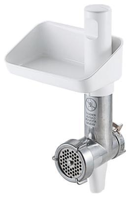Насадка-мясорубка Bosch MUZ 4 FW3 00461187 насадка для кухонного комбайна bosch muz 8 nv 3
