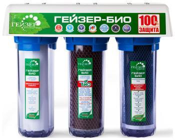 все цены на Стационарная система Гейзер Био 312 (для мягкой воды) онлайн