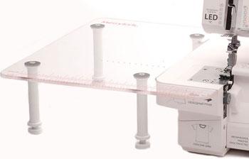 Столик для оверлока Merrylock для 010 065 085А 075 095 0115А Cover Pro Auto III стол для швейной машины и оверлока комфорт 1qlw