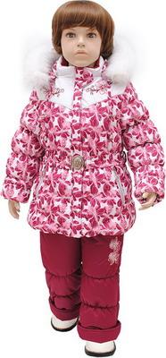 Комплект одежды Русланд А 01-15 Бордо Рт. 116 комплект одежды русланд принт зигзаг рт 110 красный