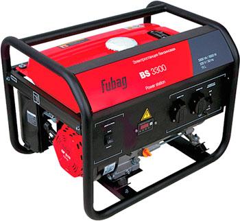 Электрический генератор и электростанция FUBAG BS 3300 все цены