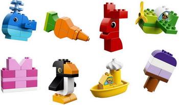 Конструктор Lego DUPLO My First: Весёлые кубики 10865