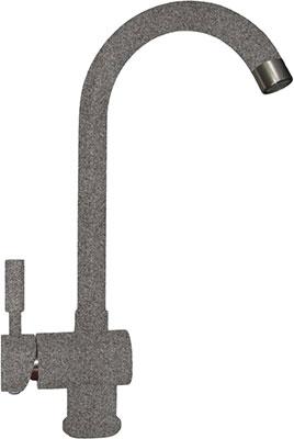 Кухонный смеситель DrGans DG-04 серый цены