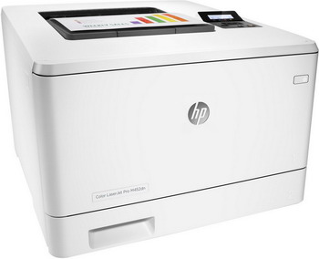 Принтер HP Color LaserJet Pro M 452 dn (CF 389 A) зарядное устройство и аккумулятор gp powerbank pb80gs270sa vertical design 2700mah aa 4шт