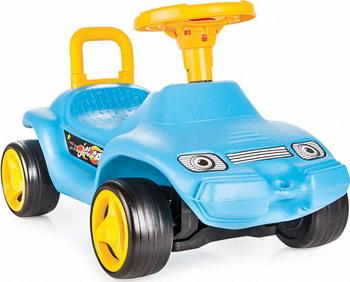 Каталка Pilsan Jet Car синяя 06-806 pilsan каталка crazy car
