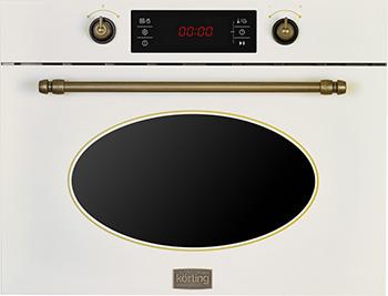 Встраиваемая микроволновая печь СВЧ Korting KMI 482 RI цена и фото