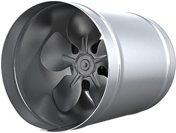 Вентилятор осевой канальный ERA, CV-200