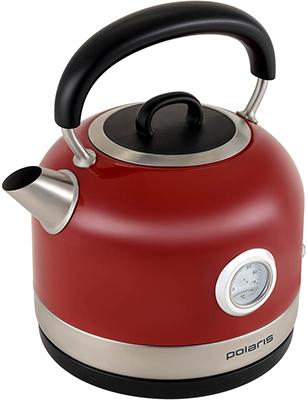 Чайник электрический Polaris PWK 1757CA красный чайник электрический polaris pwk 1757ca красный