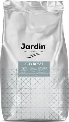 Кофе зерновой Jardin Кофе зерновой City Roast 1кг промышленная упаковка кофе зерновой nicola especial