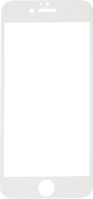 Защитное стекло Red Line iPhone 6/7/8 Full Screen tempered glass белый liberty project tempered glass защитное стекло для alcatel onetouch idol 4s 6070k 0 33 мм