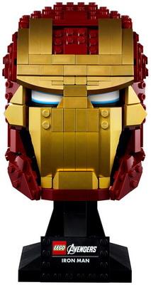Конструктор Lego Super Heroes ''Шлем Железного Человека'' 76165