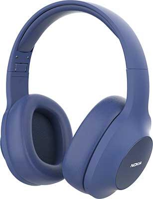 Фото - Беспроводные наушники Nokia E1200 blue наушники беспроводные rombica mysound bh 14 blue