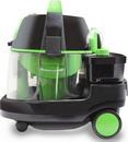 Пылесос моющий Ginzzu VS731 черн/зеленый