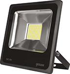 Прожектор светодиодный GAUSS Elementary 50W 3510lm IP65 6500К черный 613100350