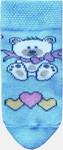 Носочки Брестский чулочный комбинат 14С3081 р. 7-8  019 бл.голубой