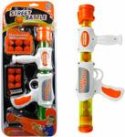 Игрушечное оружие 1 Toy Street Battle с мягкими шариками блистер Т13648
