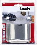Коронка сверлильная твёрдосплавная  Kwb 103