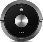Робот-пылесос iLife A9s черный