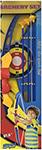 Набор для игры Toy Target ''Лук и стрелы'' 55011