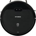Робот-пылесос Hyundai H-VCRS02 Черный