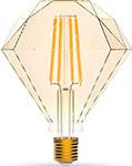 Лампа умная светодиодная филаментная GAUSS Smart Home