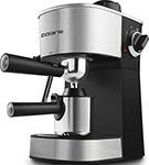 Кофеварка Polaris PCM 4008AL эспрессо  нерж.сталь