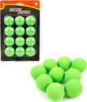 Мягкие шарики  1 Toy Street Battle 3 4 см для игр оружия (12 шт.)  блистер Т13650