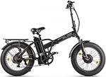 Велогибрид Eltreco VOLTECO BAD DUAL NEW черный-2301 022561-2301