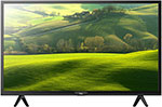 LED телевизор TCL L49S6400 черный