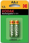Аккумулятор KODAK HR6-2BL 2600mAh 30955080